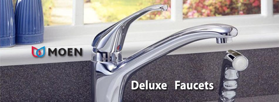 Faucets by MOEN